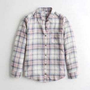 Hollister Co. flannel